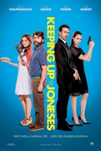 Keeping up with the Joneses packshot