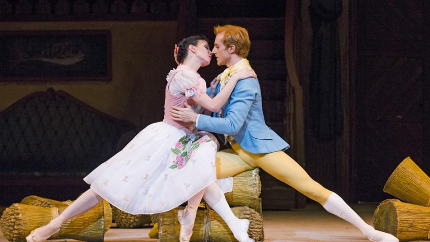 Natalia Osipova and Steven McRae in Frederick Ashton classic
