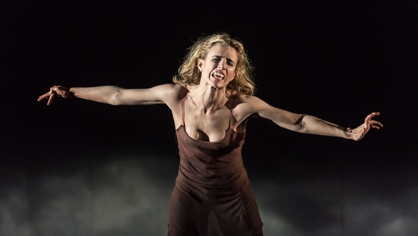 Lisa Dwan is one of the great interpreters of Samuel Beckett's plays