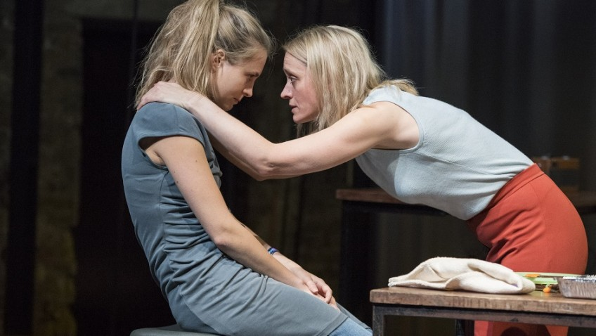 Annie-Marie Duff in new play by Ella Hickson