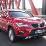A gadget packed Seat Ateca
