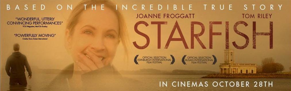 Starfish - Joanne Froggatt and Tom Riley - Credit IMDB
