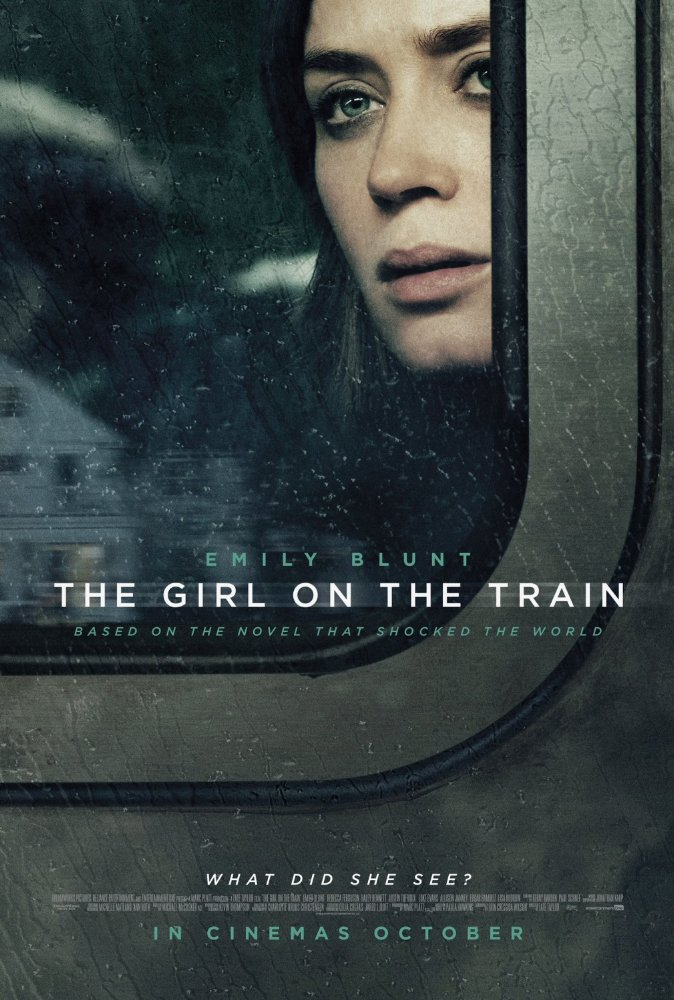 The Girl on the Train cover - Credit IMDB