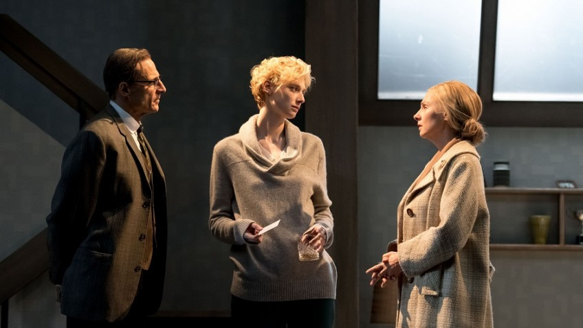 The National Theatre stages a lesser-known Georges Simenon