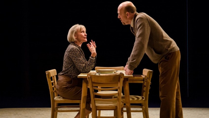 Caryl Churchill in one of her one-act plays presents 27 alternative scenarios!