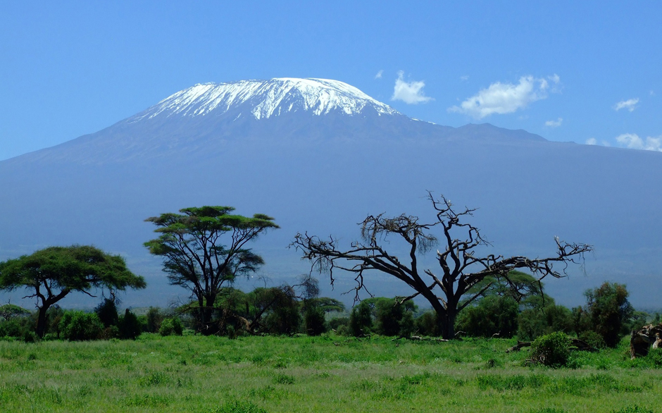 Kilimanjaro - Free for commercial use No attribution required - Credit Pixabay