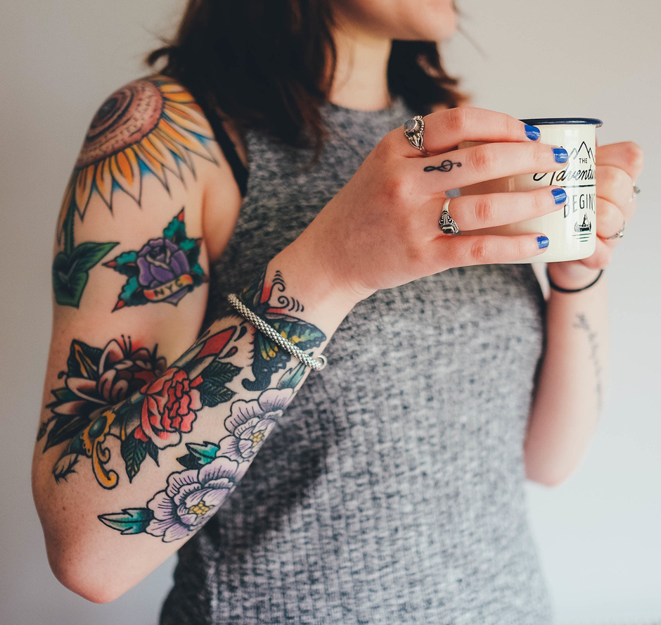 Tattoos - Free for commercial use No attribution required - Credit Pixabay