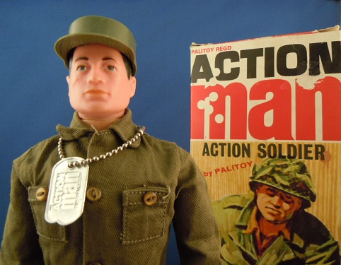 Action man 1960