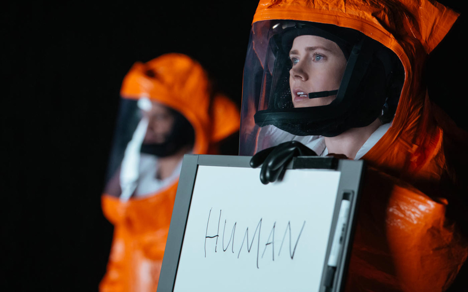 Arrival - Amy Adams - Credit IMDB