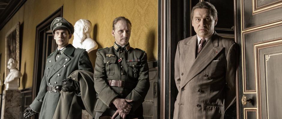 Francofonia - Jacques Jaujard and Franz Wolff-Metternich - Credit IMDB