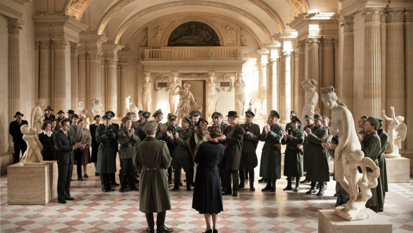 Aleksandr Sokurov's creative, and often fascinating documentary about fortress Louvre