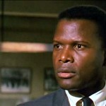 In the Heat of the Night - Sidney Poitier - Credit Wikimedia