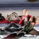 Glenda Jackson returns to the stage as King Lear