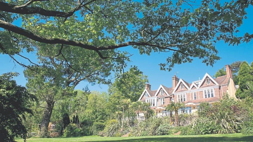 Orestone Manor is a Devon delight
