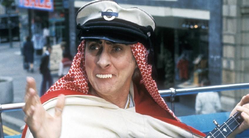 Spike Milligan was the Godfather of Alternative Comedy
