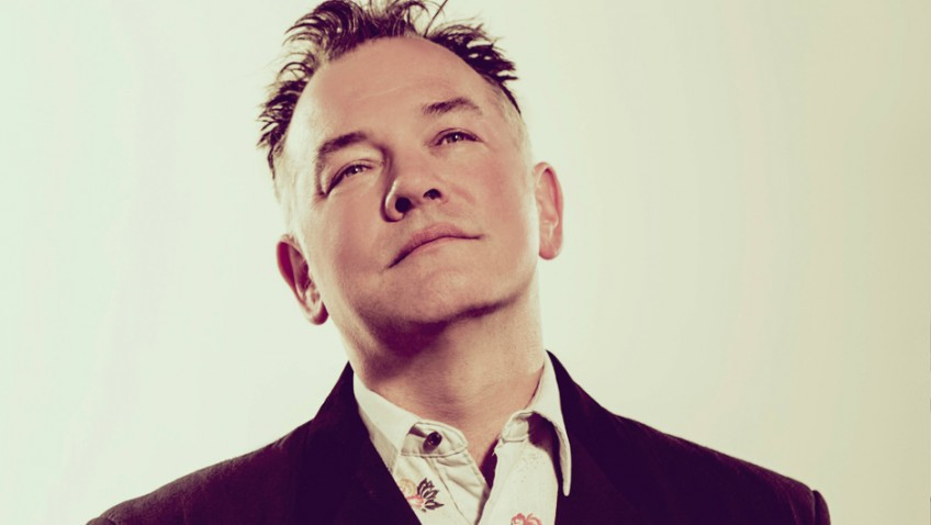 Stewart Lee, comedian's comedian, is one of the best stand-ups