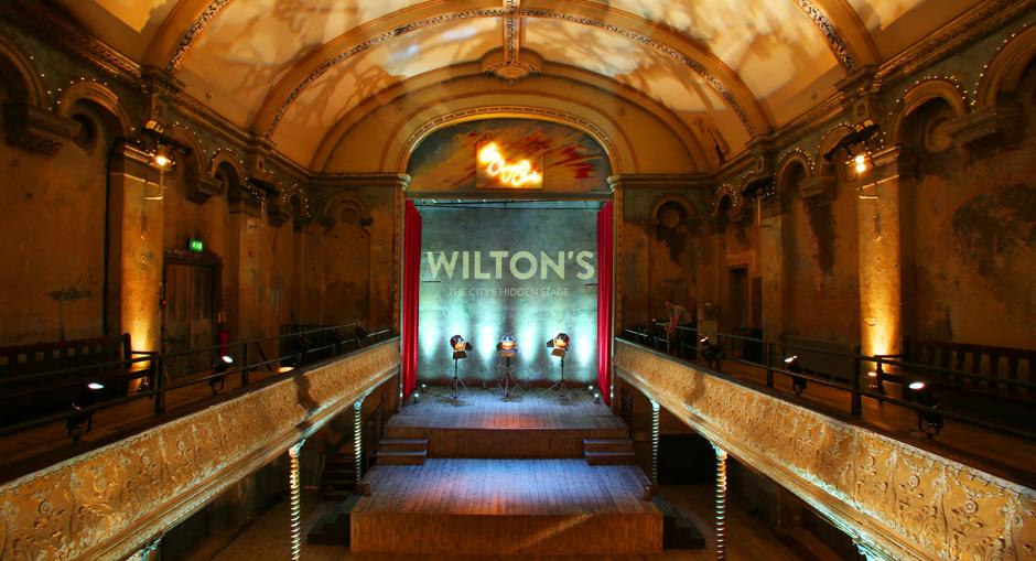 The Auditorium - Image James Mackenzie - Lighting - Tony Simpson