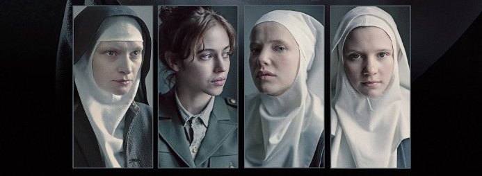 The Innocents - Agata Buzek, Joanna Kulig, Lou de Laâge, Anna Próchniak - Credit IMDB