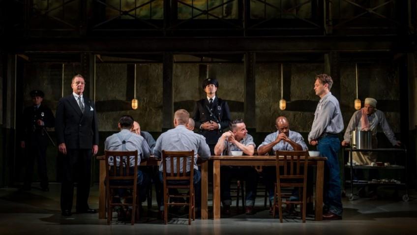 The brotherhood of The Shawshank Redemption