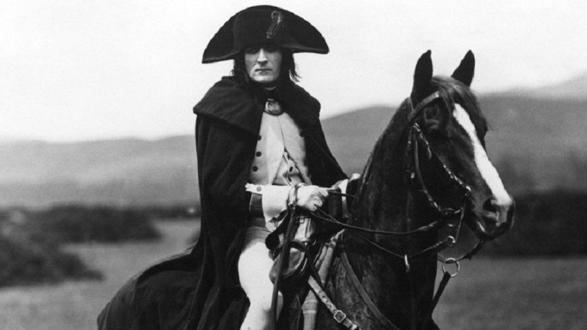 Marvel at Abel Gance's masterpiece, digitally restored, in a limited theatrical run