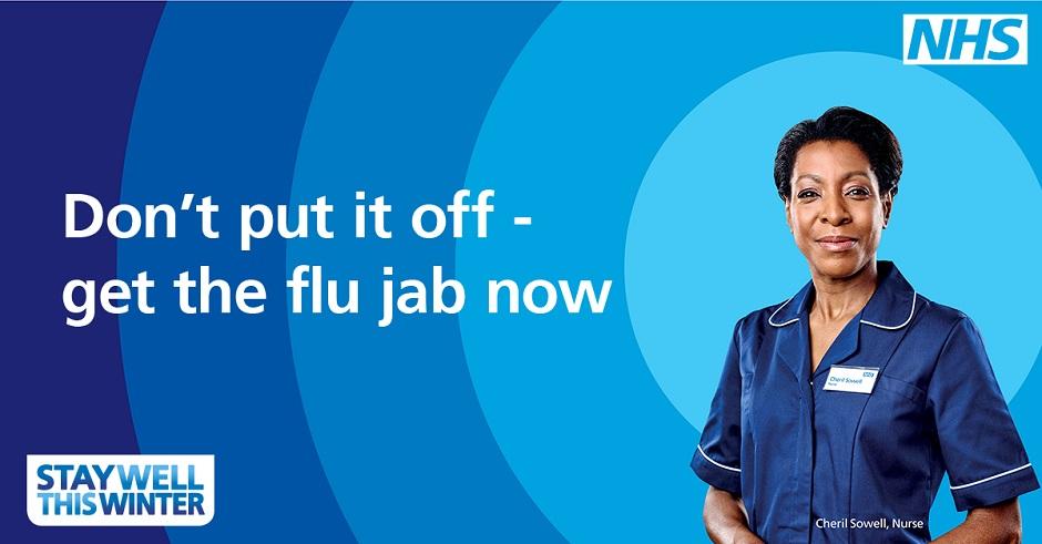 nhs flu