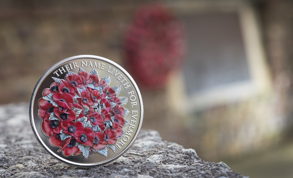 remembrance coin 6