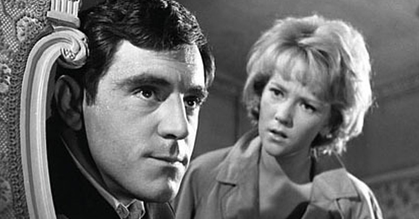 Anthony Newley stars in a long-forgotten British movie from the sixties