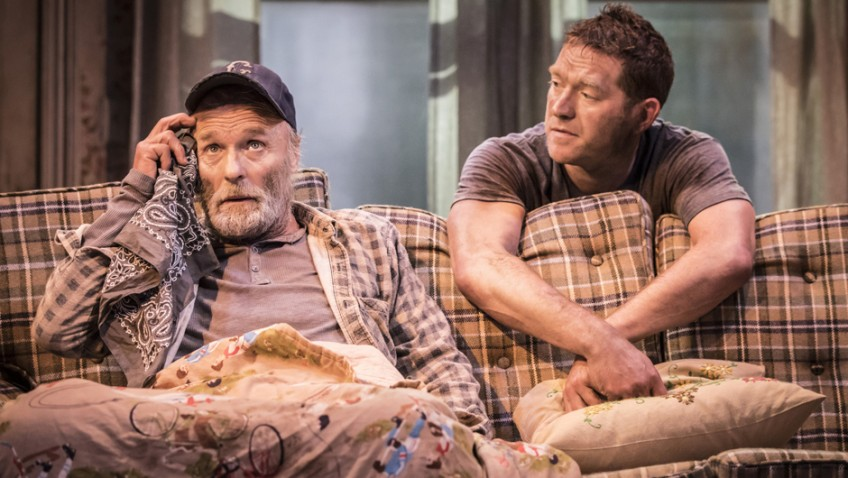 Hollywood actor Ed Harris makes his West End debut