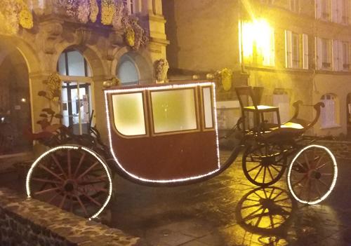 Cinderella coach - France