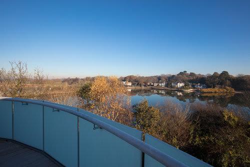 views of Lymington Shores