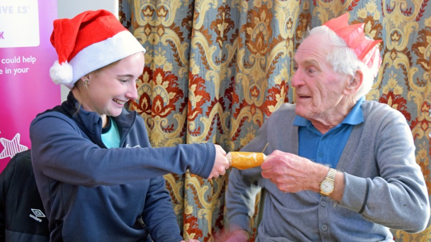 MHA launches Christmas campaign highlighting issues of loneliness and isolation amongst the elderly