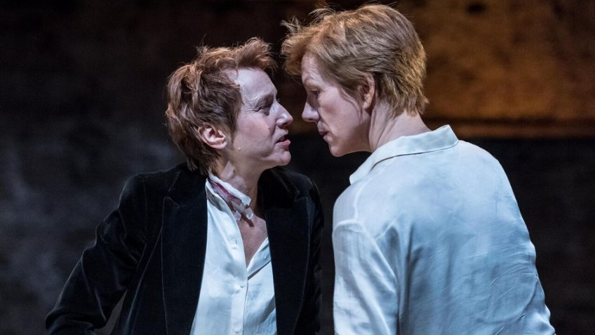 Juliet Stevenson and Lia Williams switch roles – who will play Elizabeth I and who will play Mary Stuart tonight?