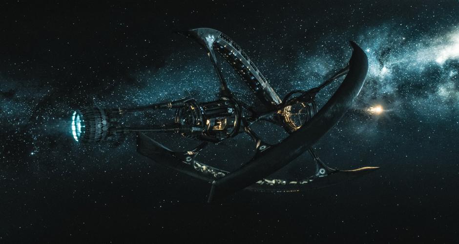 Passengers - Credit IMDB