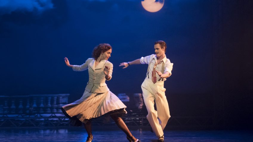 Matthew Bourne's new ballet is inspired by Red Shoes