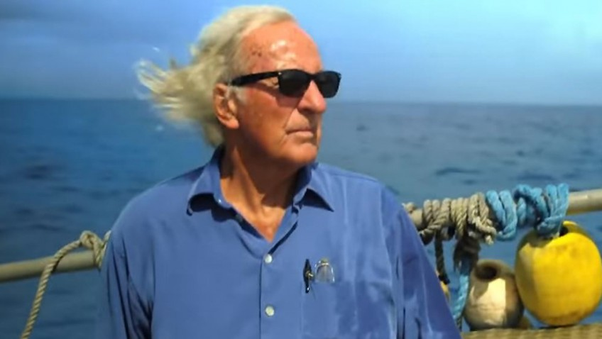 John Pilger's documentary is fascinating and disturbing, but his conclusion is unpersuasive