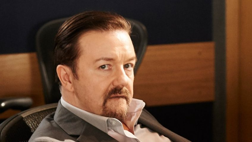David Brent is one of the great comic creations