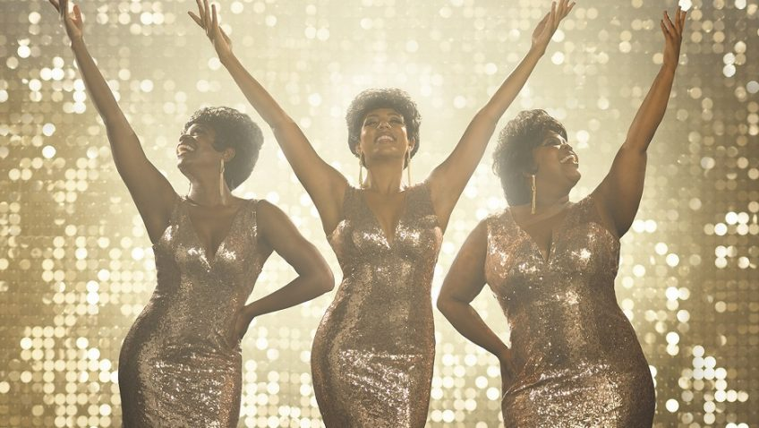 Dreamgirls is a blast – one big, non-stop blast.