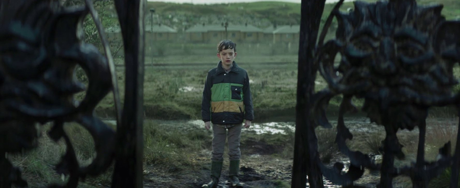 Lewis MacDougall in A Monster Calls - Credit IMDB