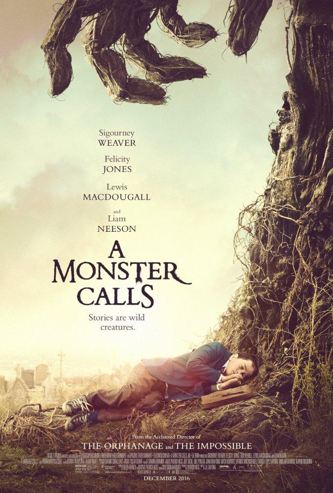 A Monster Calls - Credit IMDB