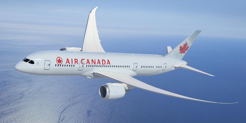 Air Canada - Boeing Dreamliner 787-8