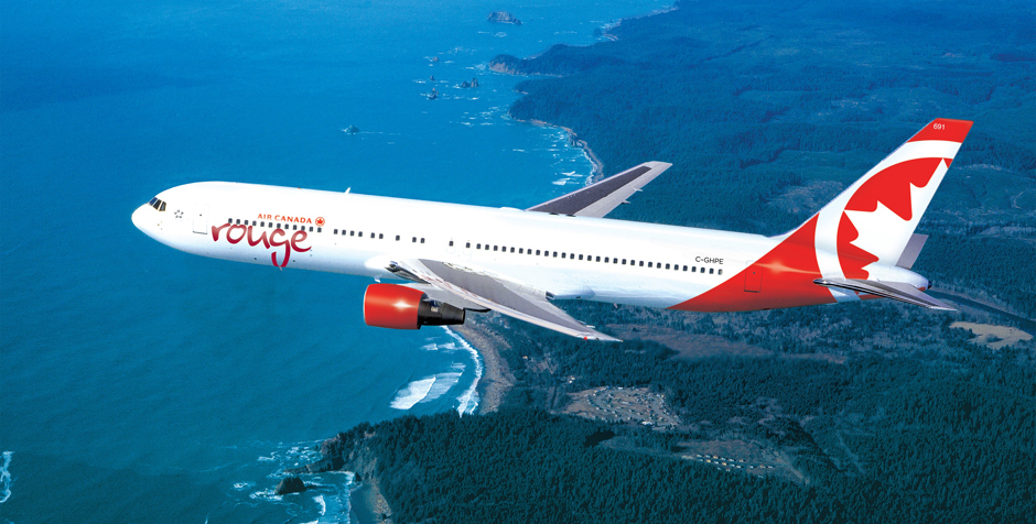 Air Canada - Rouge