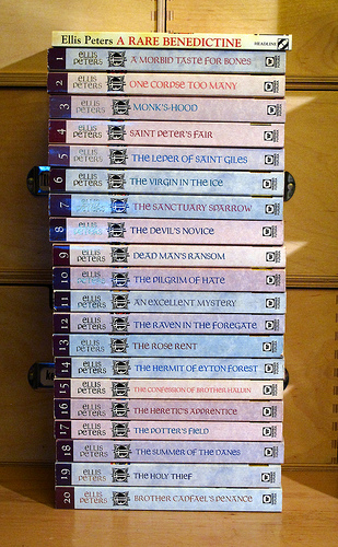 cadfael books in order