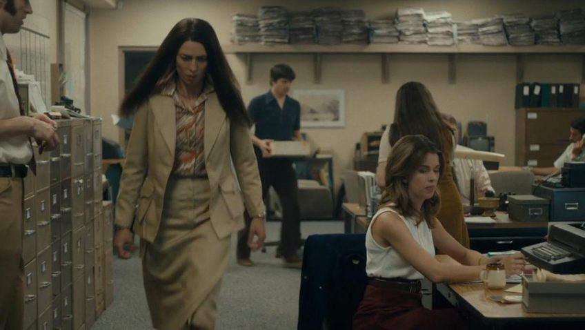 Mental illness in the workplace: Rebecca Hall excels in this tense biopic