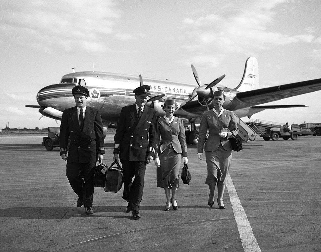 Air Canada - Crew 1942