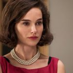 Natalie Portman was nominated for an Academy Award for her performance as Jackie Kennedy