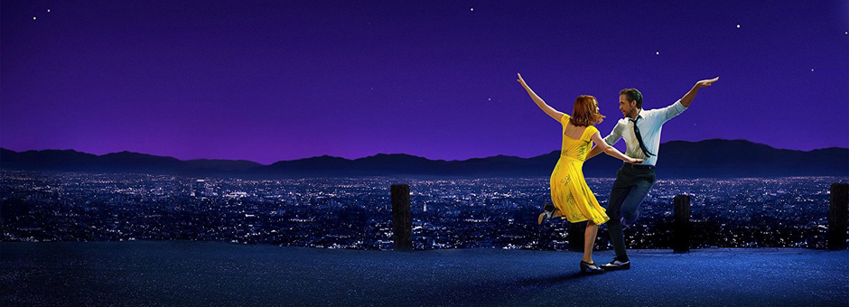 Ryan Gosling and Emma Stone in La La Land - Credit IMDB