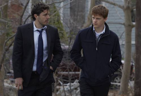 Casey Affleck and Lucas Hedges in Manchester by the Sea Credit IMDB
