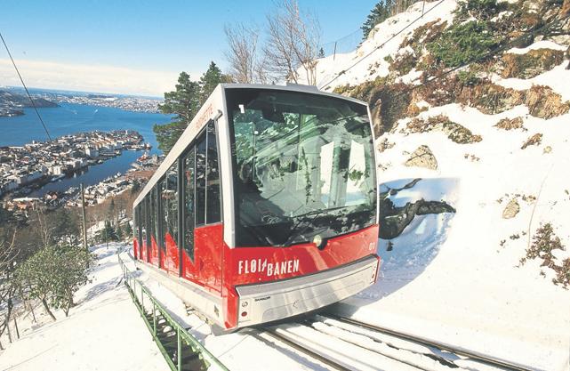 Railway in Norway