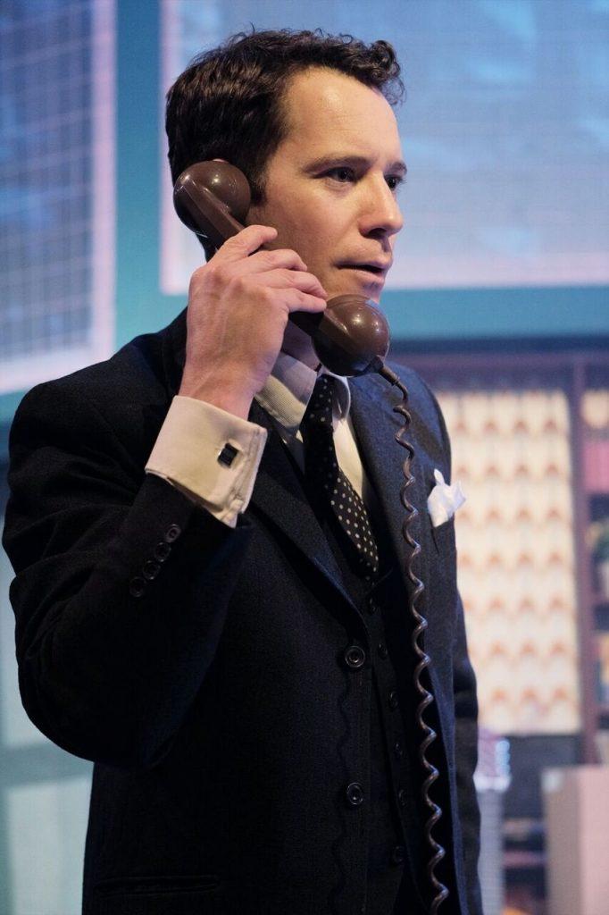 Gabriel Cick as Chuck Baxter in Promises Promises
