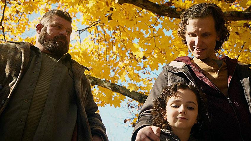 Brad William Henke, Sebastian Arcelus and Izzie Coffey in Split - Credit IMDB